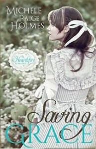 Saving Grace (A Hearthfire Romance)